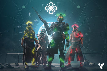 Poster Destiny - Gambit