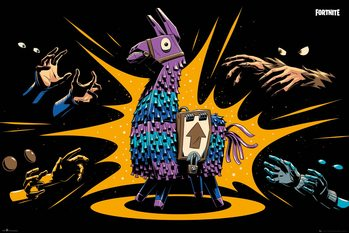 Poster Fortnite - Loot Llama