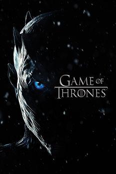 Poster Game Of Thrones - Season 7 Night King