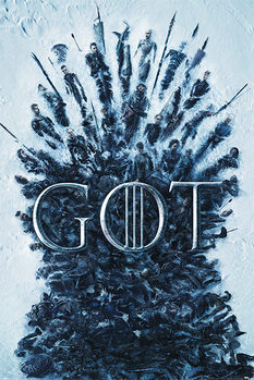 Poster Game Of Thrones - Throne Of The Dead