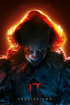 Poster IT: Chapter Two - Come Back and Play