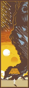 Poster Star Wars: Episode IV - A New Hope