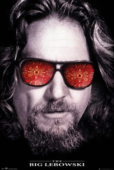 Poster The Big Lebowski - The Dude