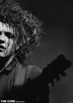 Poster The Cure - Robert Smith Live