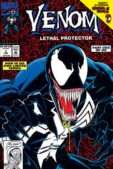 Poster Venom - Lethal Protector Part 1