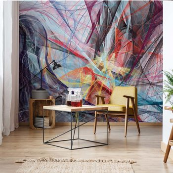 Abstract Art Poster Mural XXL