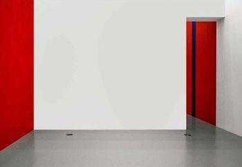 An Empty Room Poster Mural XXL
