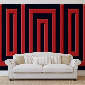 Art abstrait Poster Mural XXL