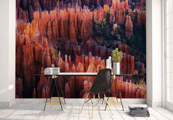 Bryce Canyon At Sunset Poster Mural XXL