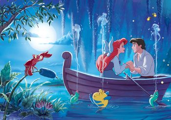Disney Little Mermaid Poster Mural XXL
