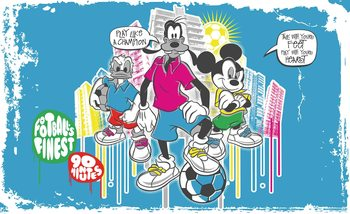 Disney Mickey Mouse Poster Mural XXL