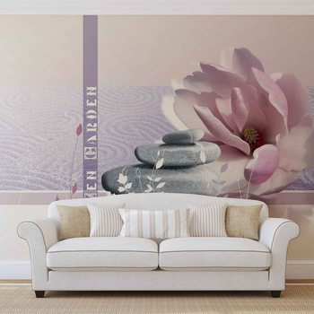 Zen bouddhisme posters muraux papier peints sur for Poster xxl mural zen