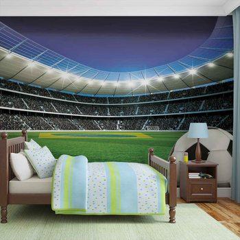 Football Stadium Sport Poster Mural XXL