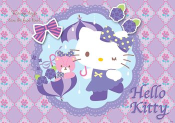 Hello Kitty Poster Mural XXL