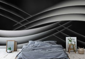 Interlaced Poster Mural XXL