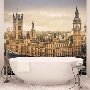 La vue de Londres Poster Mural XXL