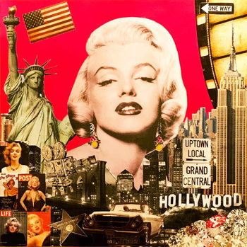 Marylin, 20915, Poster Mural XXL
