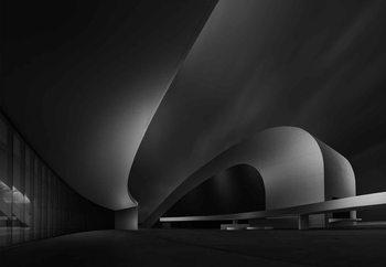 Niemeyer Space Poster Mural XXL