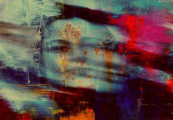 Portrait Shadows Poster Mural XXL