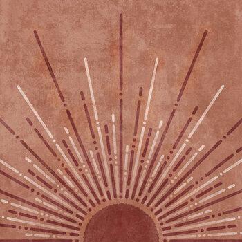Somon up Sun Poster Mural XXL