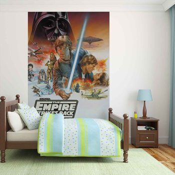Star Wars l'Empire Contre Attaque Poster Mural XXL