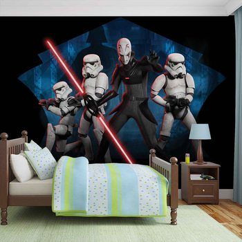 Star Wars Rebels Inquisiteur Sith Poster Mural XXL