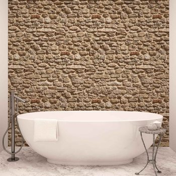 Stone Wall Poster Mural XXL