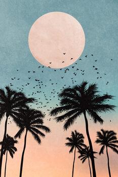 Sunrise Poster Mural XXL