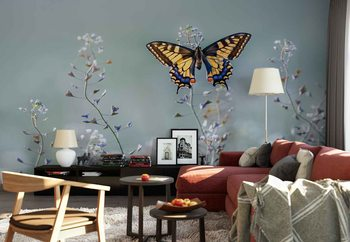 Swallowtail Beauty Poster Mural XXL