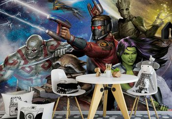 The Guardians of the Galaxy (10909) Poster Mural XXL