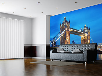 TOWER BRIDGE Poster Mural XXL
