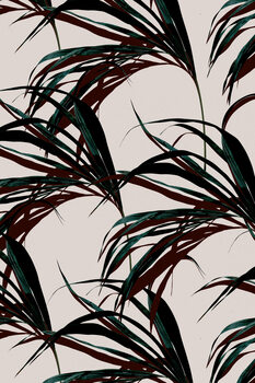 Tropical #7 Poster Mural XXL