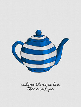 Where There Is Tea Poster Mural XXL