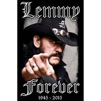Posters textil  Lemmy - Forever