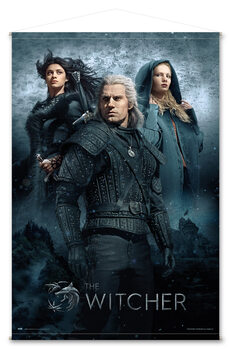 Posters textil The Witcher
