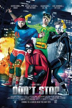 Плакат 5 Seconds Of Summer - Heroes