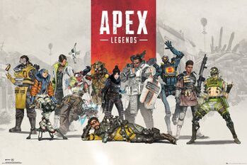Poster Apex Legends - Group