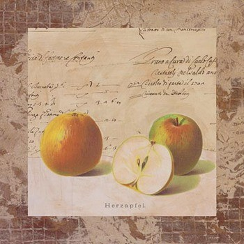Apple Archive Kunstdruck