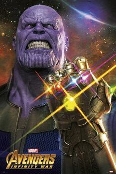 Póster Avengers: Infinity War