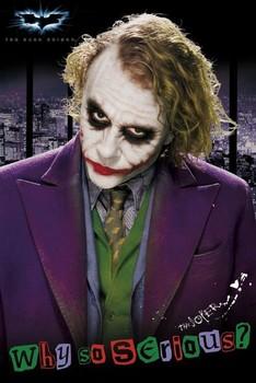 Poster BATMAN - joker solo
