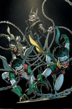 Poster Batman - The Bat Who Laughs