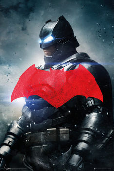 Poster Batman v Superman: Dawn of Justice - Batman Solo