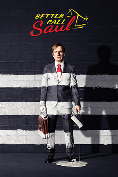 Poster Better Call Saul - Paint