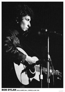 Poster Bob Dylan - Royal Albert Hall