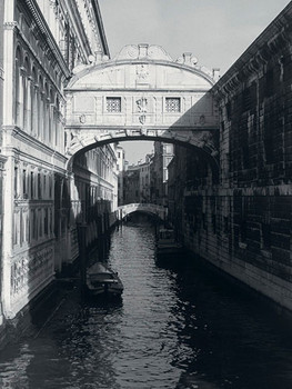 Bridge of Sighs  Kunstdruck