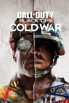 Плакат Call of Duty: Black Ops Cold War - Split