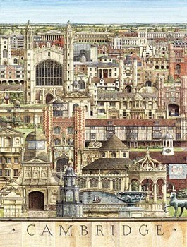 Cambridge Kunstdruck