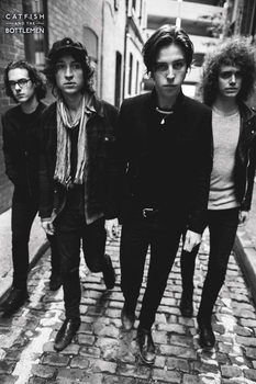 Poster  Catfish and the Bottlemen - Band