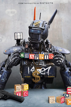 Chappie - One Street Poster