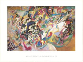 Composition 1919 Kunstdruck
